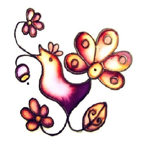 Rózsaszín arannyal gyöngy rojtos bojt fülbevaló, boho ékszer, boho rojt füli